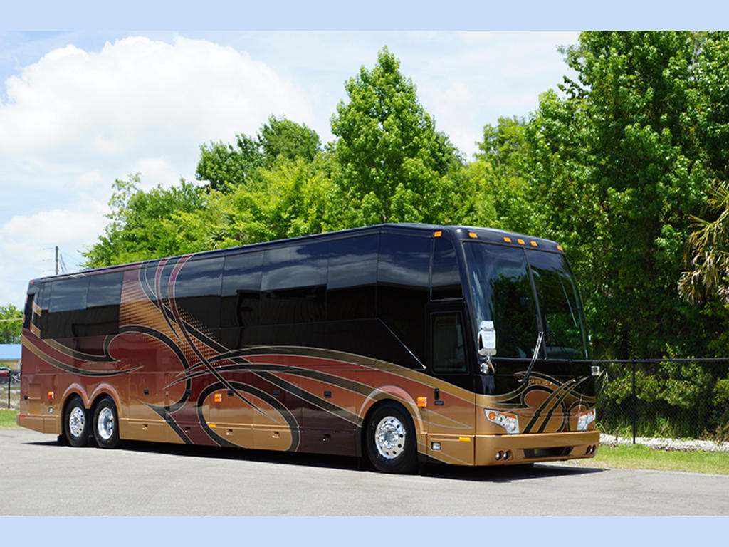 2015 Prevost Luxury Motor Coach Review