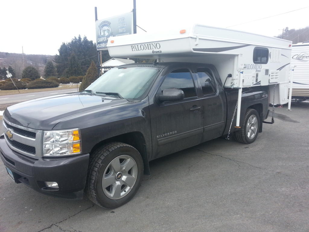 2011 Palomino Bronco Danbury Ct Us 6 995 00 Truck