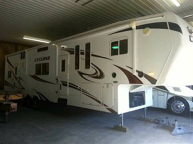 2010 Heartland Cyclone Farmington Mo Us 44 995 00