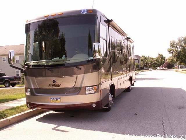 2001 Holiday Rambler Endeavor Specs