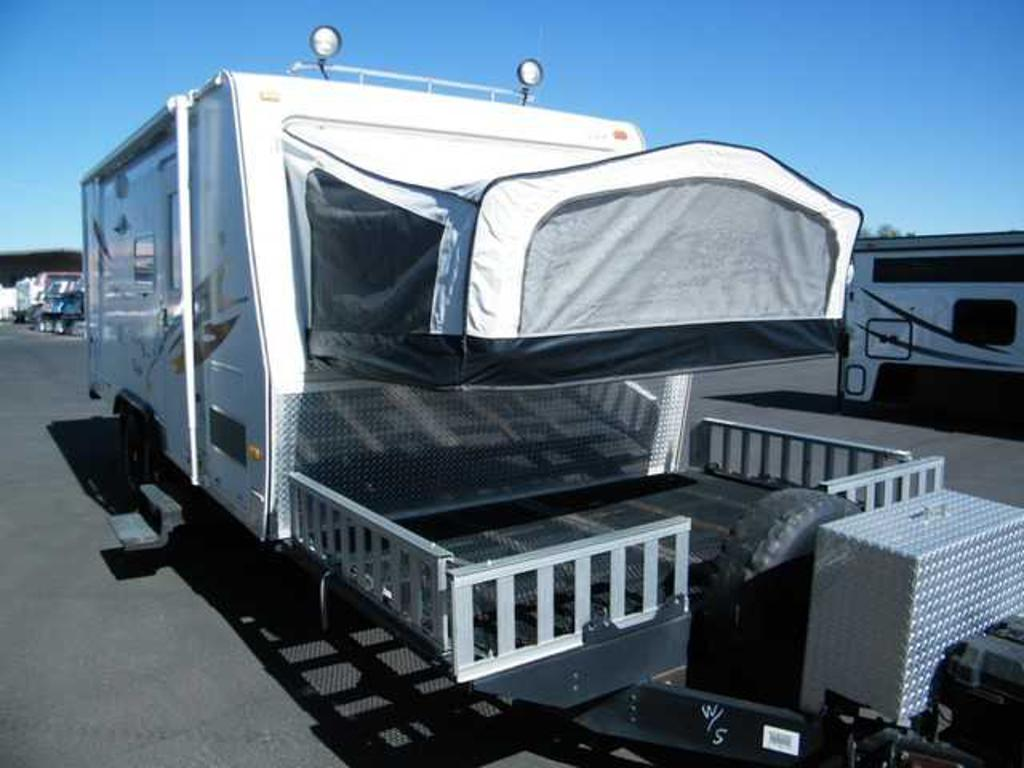 Jayco Baja Travel Trailer For Sale