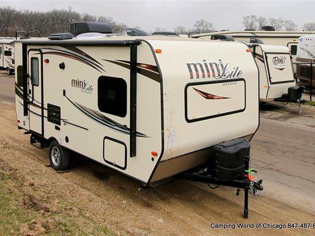2016 Forest River Rockwood Mini Lite Photo