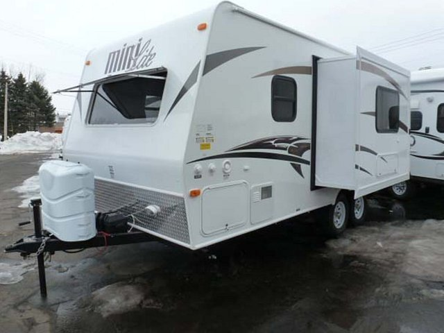 2014 Forest River Rockwood Mini Lite Photo