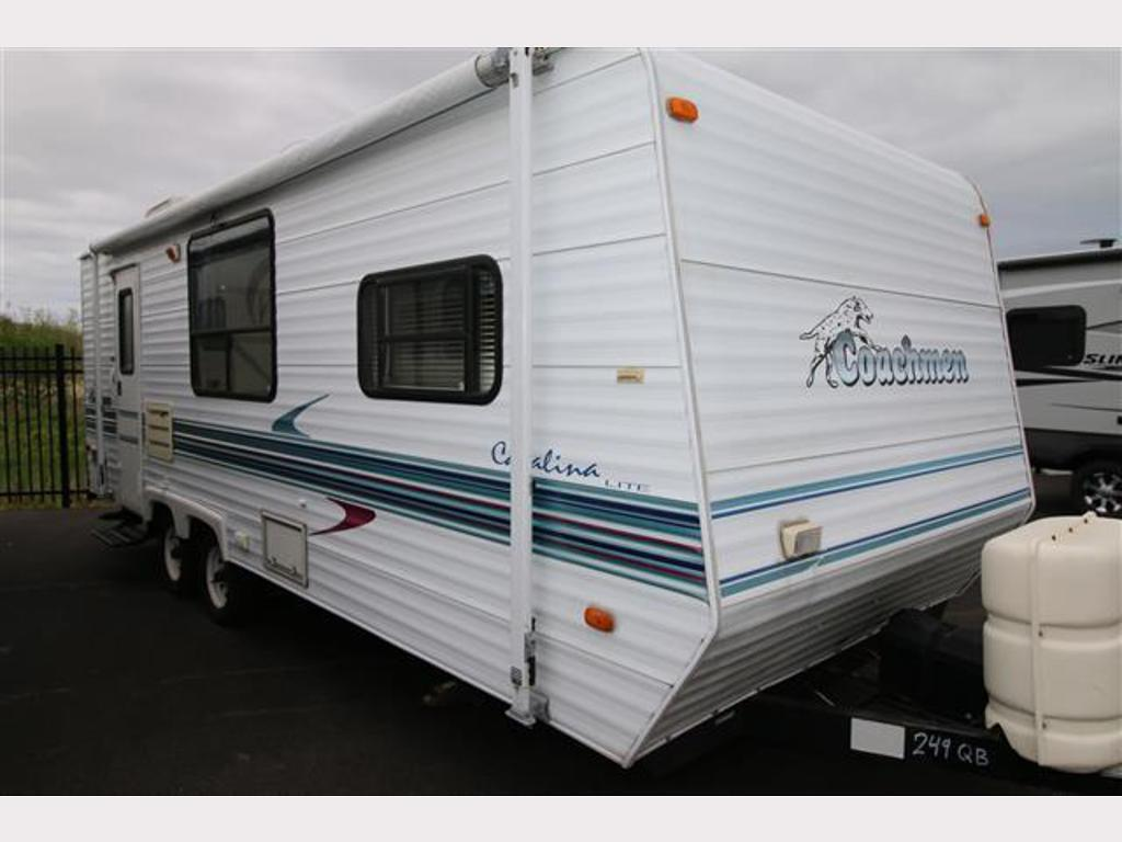 Used Coachmen Travel Trailers
