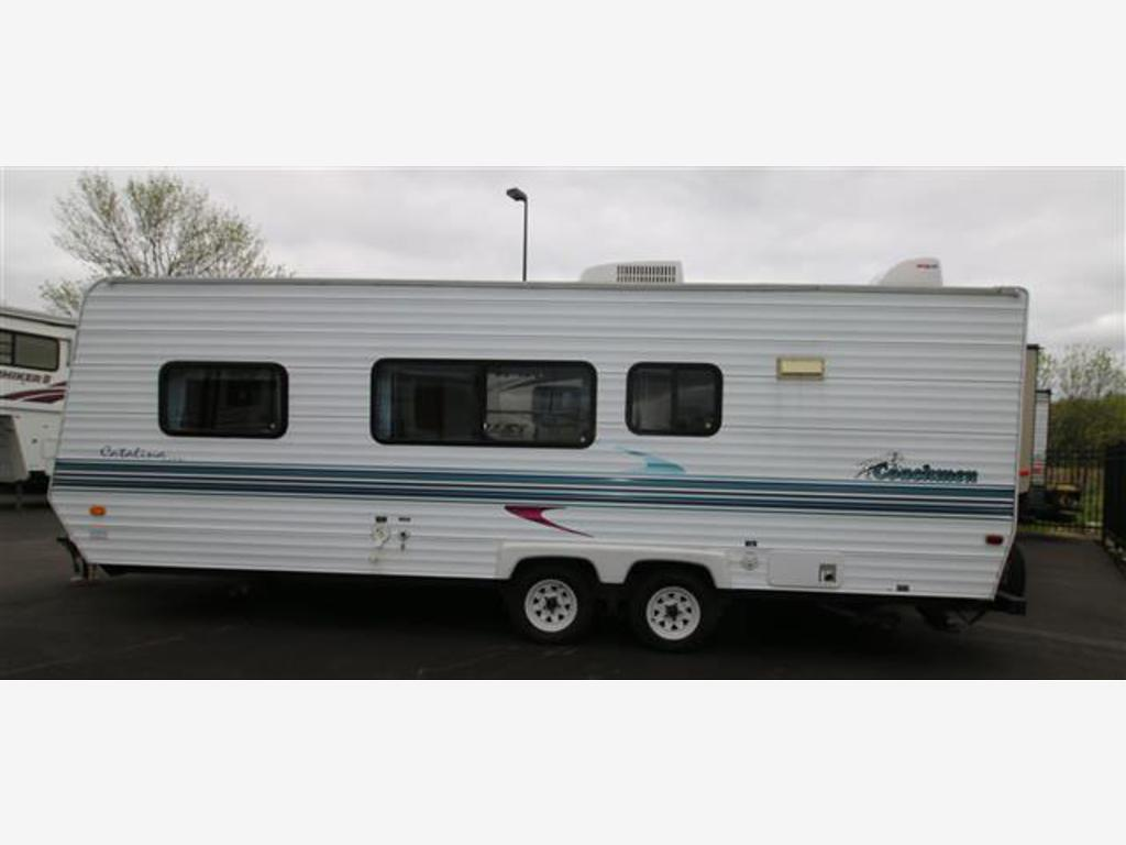 Used Catalina Travel Trailers