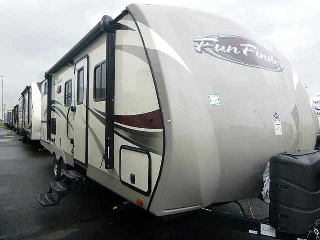 16 Cruiser RV Fun Finder