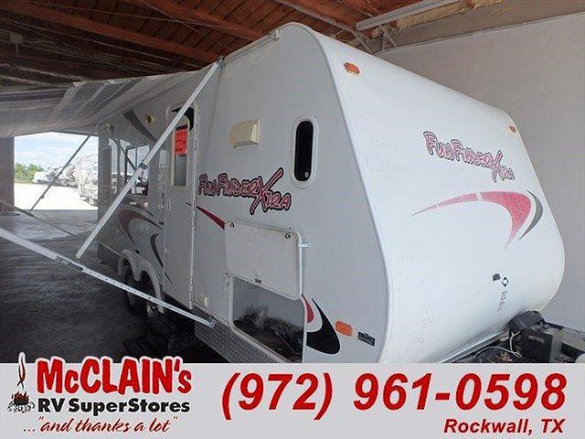 07 Cruiser RV Fun Finder XTRA