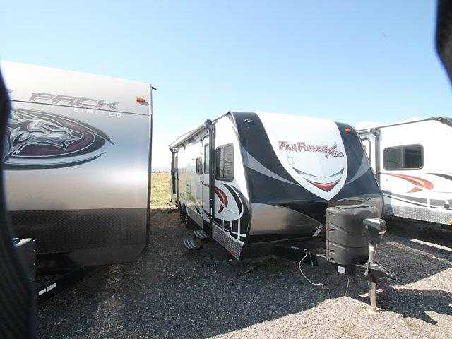 14 Cruiser RV Fun Finder XTRA