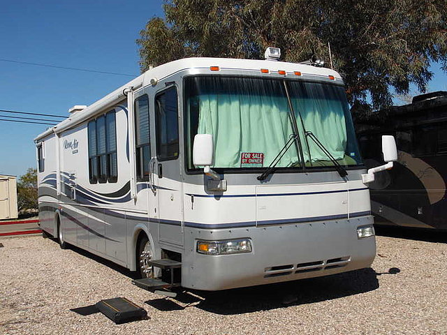 View RVs For Sale: 1999 Rexhall Rexair,2003 Rexhall Roseair