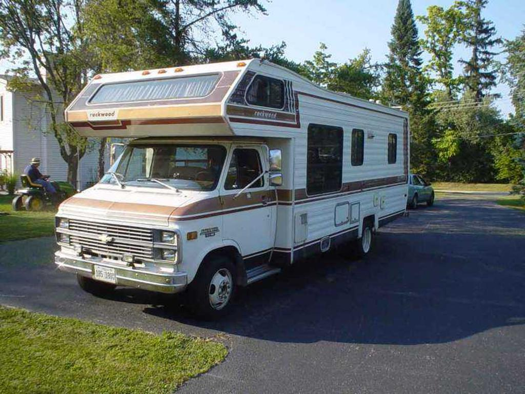1984 rockwood beachwood st charles il us 89699 miles for Gm motor club roadside assistance