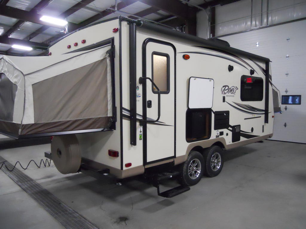 2016 Rockwood Roo, Richfield, WI US, $19,450.00, Travel