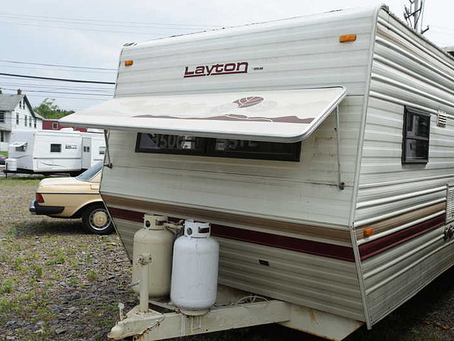View RVs For Sale: 1985 Fleetwood Jamboree,1985 Skyline