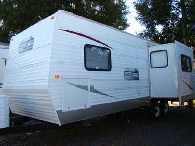 View RVs For Sale: 2008 Holiday Rambler Endeavor,2008 Fleetwood Pace