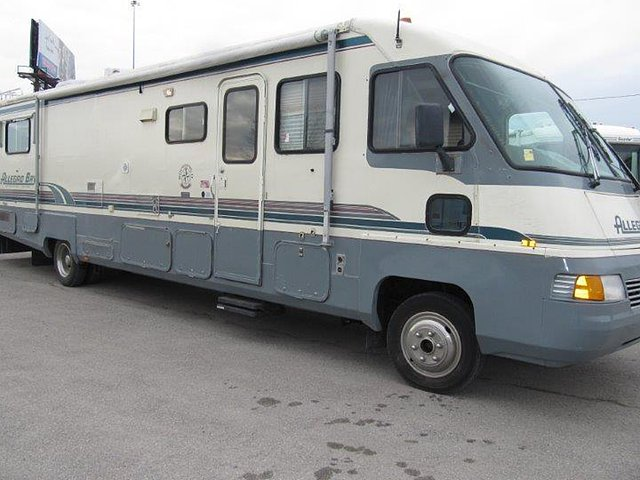 View RVs For Sale: 1994 Tiffin Allegro Bay,1994 Fleetwood