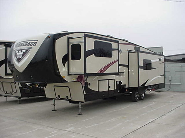 2015 Winnebago Latitude Photo