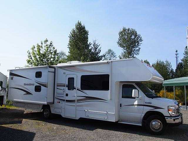 2015 Winnebago Minnie Winnie Photo
