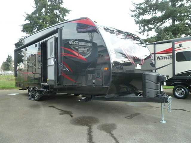 2016 Winnebago Spyder Photo