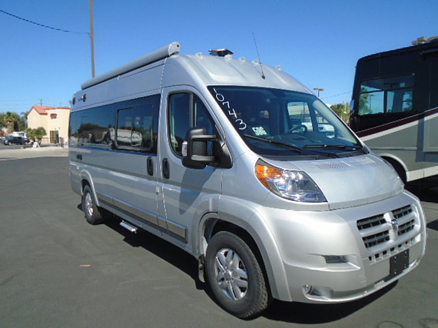 2015 Winnebago Travato Photo