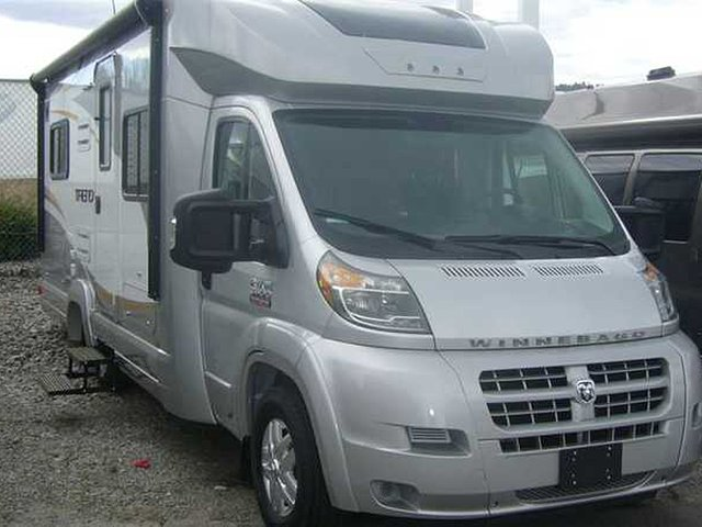 2015 Winnebago Trend Photo
