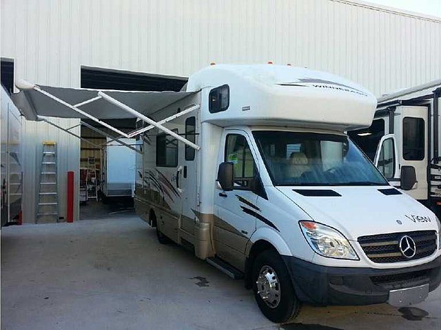 2011 Winnebago View Photo