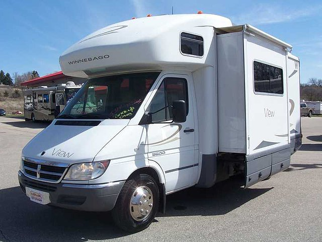 2007 Winnebago View Photo