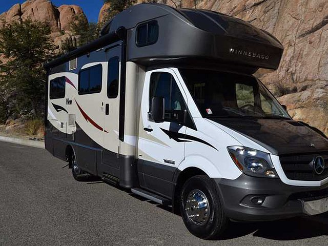 2015 Winnebago View Photo
