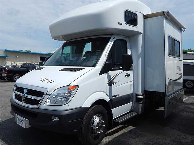 2008 Winnebago View Photo