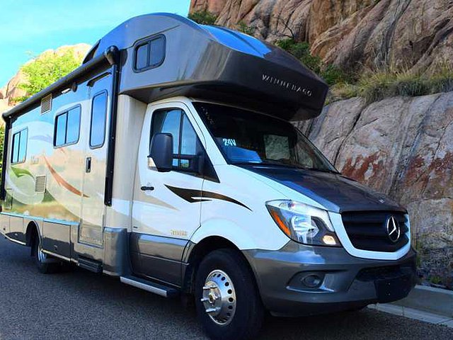 2016 Winnebago View Photo