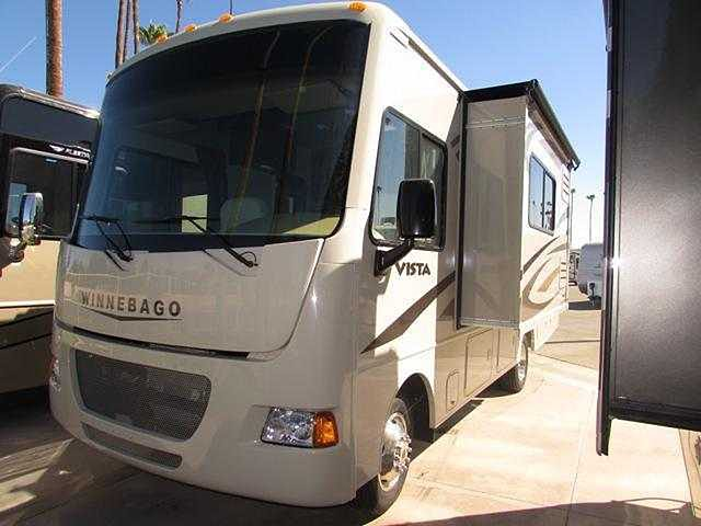 2015 Winnebago Vista Photo