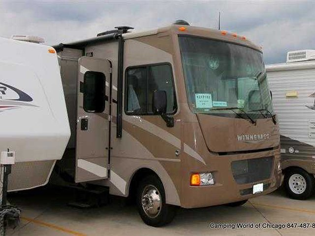 2014 Winnebago Vista Photo
