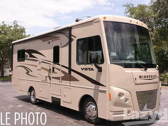 2016 Winnebago Vista Photo