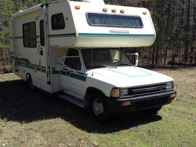 1991 Winnebago Warrior Photo